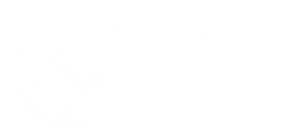 logo of aylmer veterinary clinic in aylmer ontario